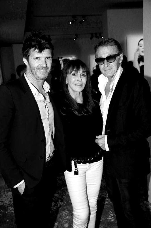 Paul-Emmanuel Reiffers, Babeth Djian et Eric Pfrunder