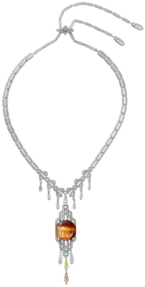 "Collection ""Magnitude"" de Cartier, Collier Sorelli"
