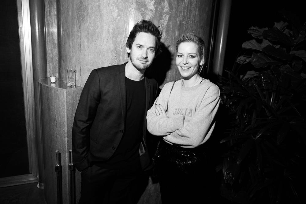Will Kemp et Julia Von Boehm