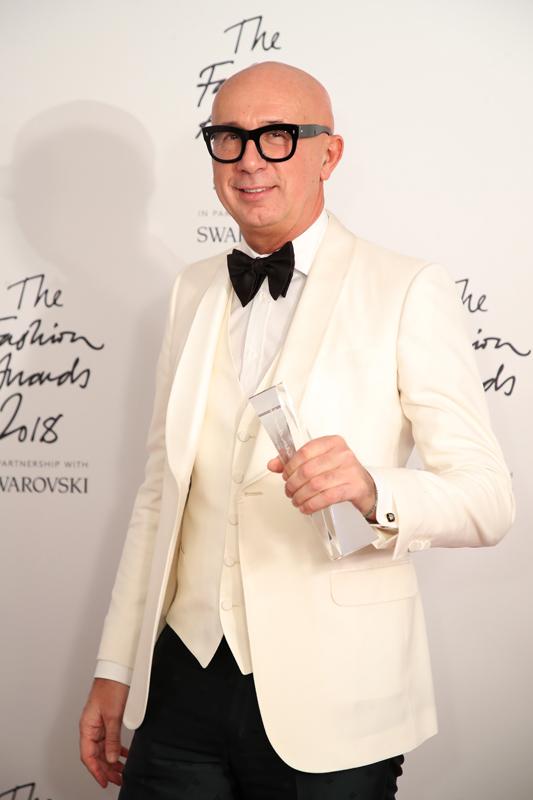 Marco Bizzarri, directeur général de Gucci : Business Leader Award