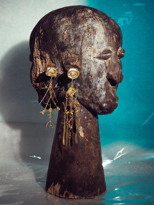 Les créations de Samuel François photographiées par Sofia Sanchez et Mauro Mongiello