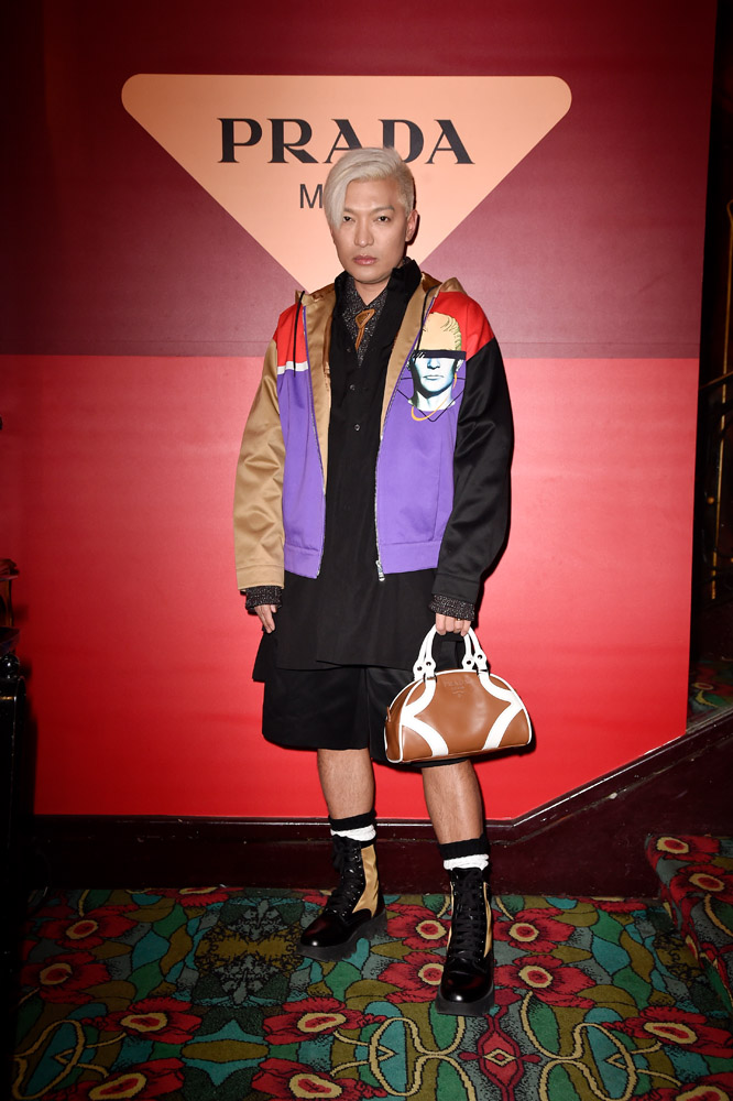 Bryanboy © Jacopo Raule/Getty Images for Prada