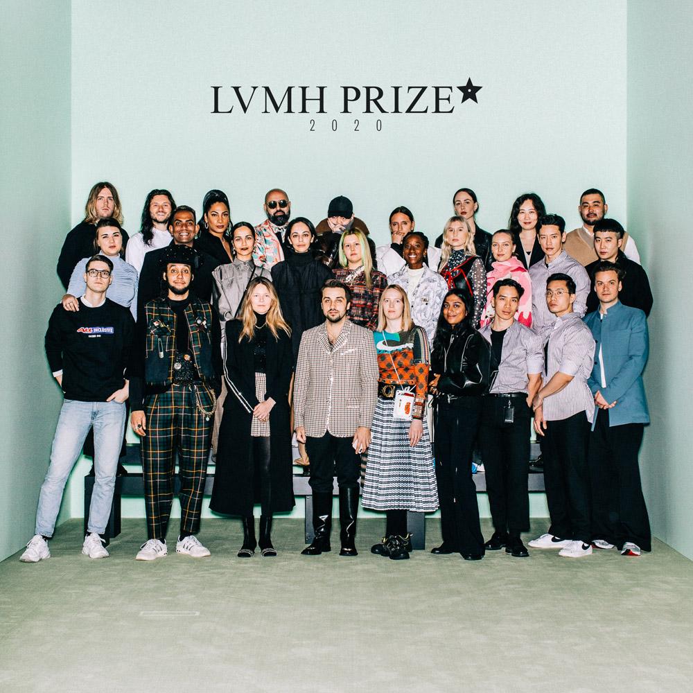 Les vingt demi-finalistes