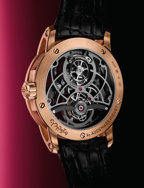 Tourbillon Squelette de la collection Code 11.59, Audemars Piguet