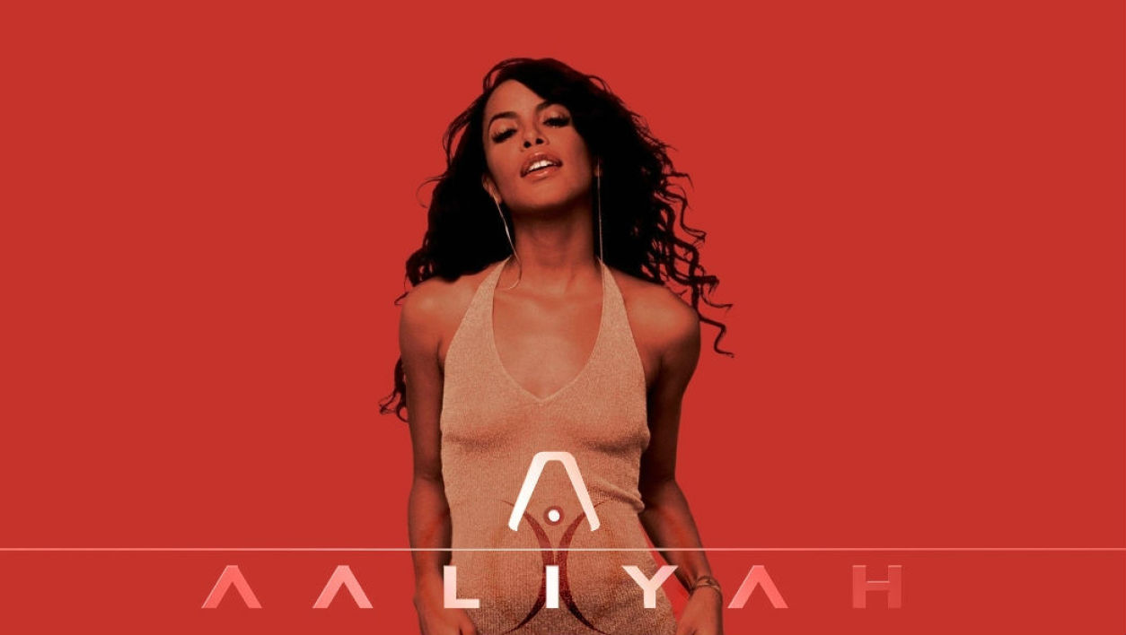 """Pochette de """"Aaliyah"""" (2001) de Aaliyah"""