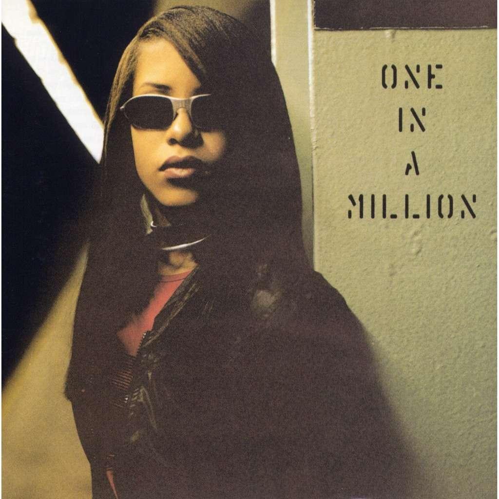 """Pochette de """"One in a Million"""" (1996) de Aaliyah"""