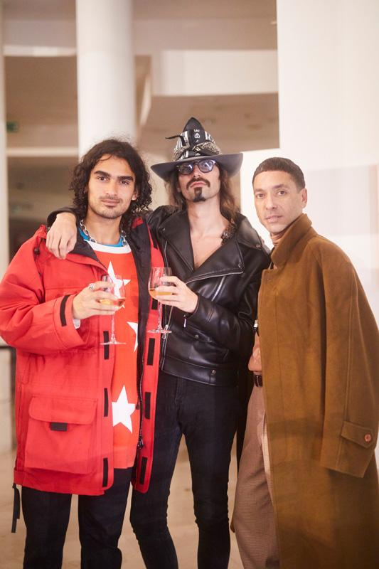 Adam Vadel, Ant Pablos et Dani Morla