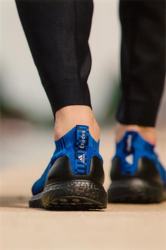 L'UltraBoost d'Adidas par Études Studio © Daniel Shea
