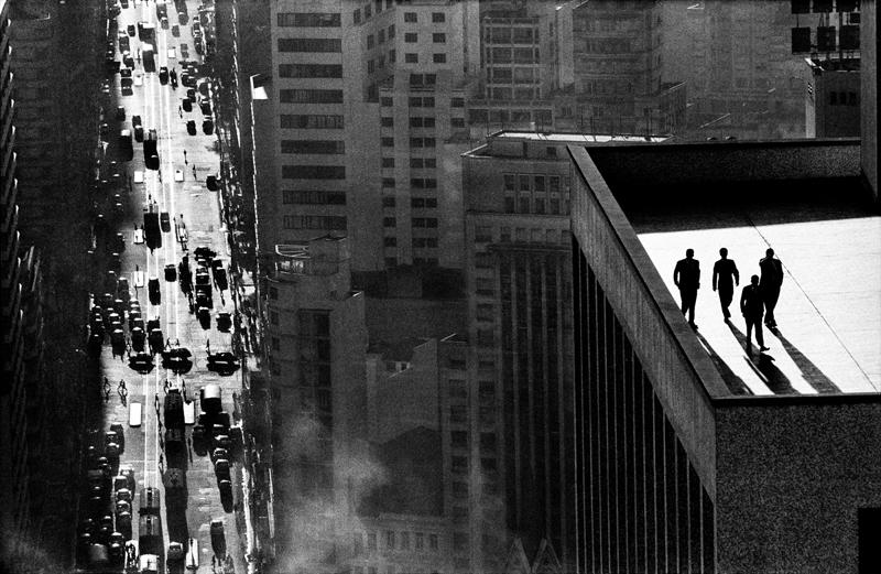 Rene Burri, São Paulo, Brazil. 1960. © RENE BURRI/MAGNUM PHOTOS