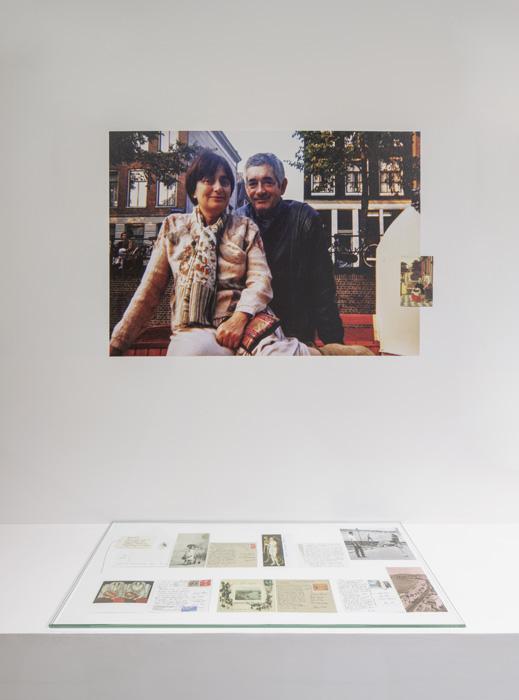 Agnès Varda et Jacques Demy. Vue de l'exposition