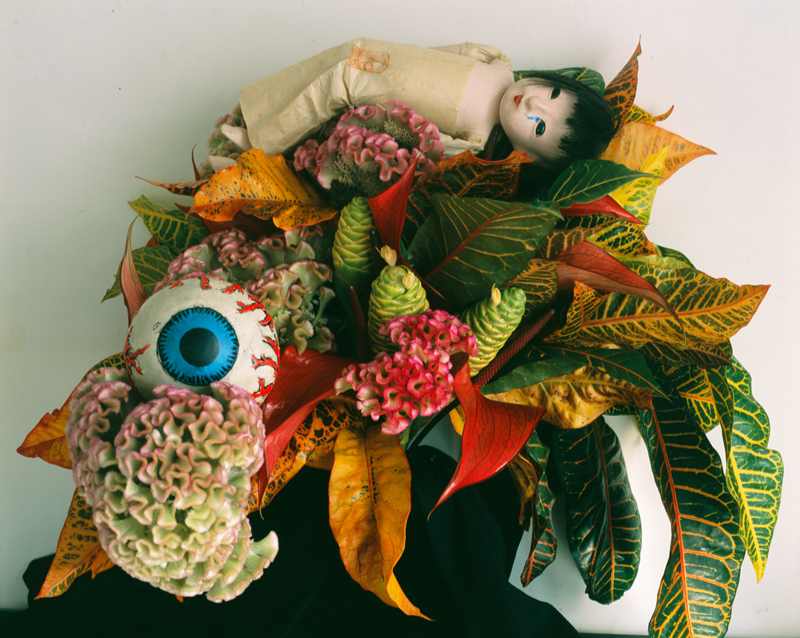 """Flower Cemetery"", Nobuyoshi Araki"