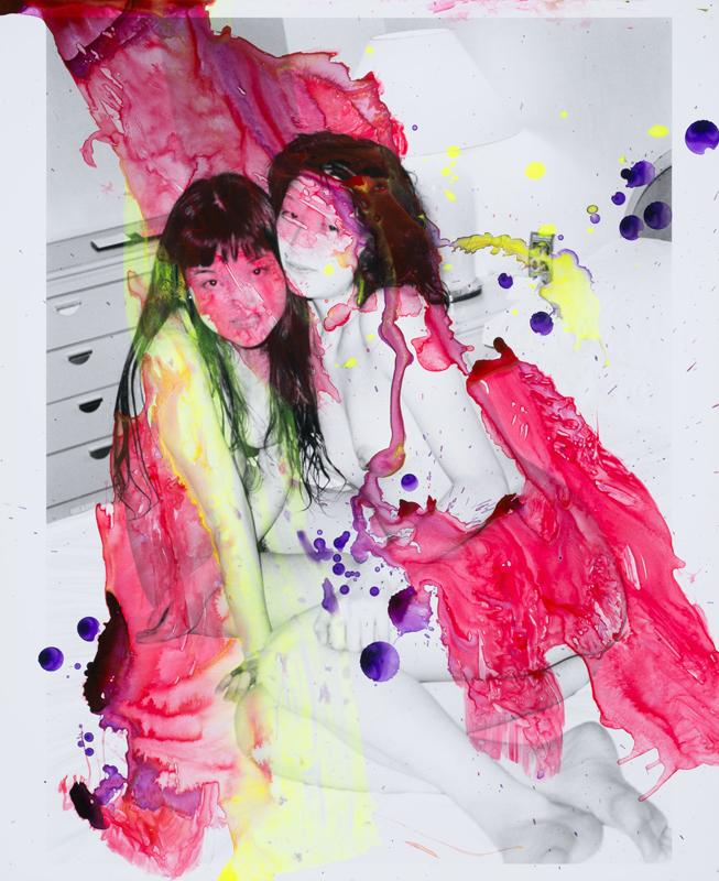 """Lovers allure"", Nobuyoshi Araki"