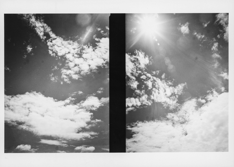 """Northern sky"", Nobuyoshi Araki"