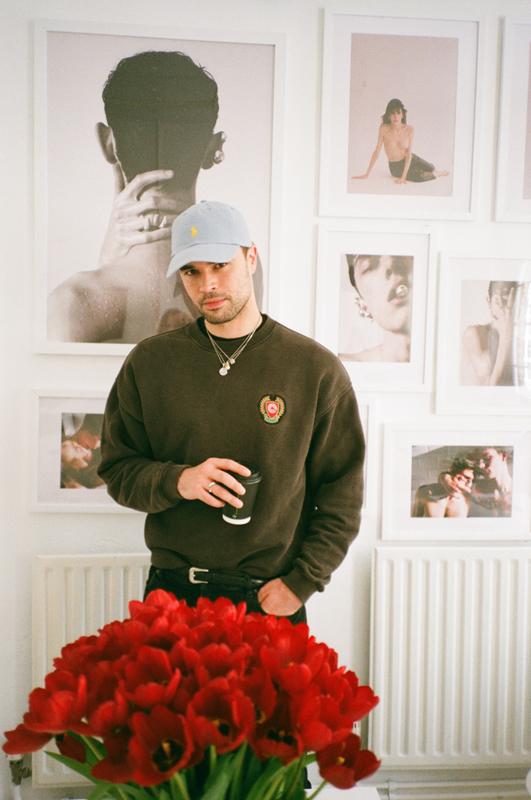 Portrait d'Alan Crocetti