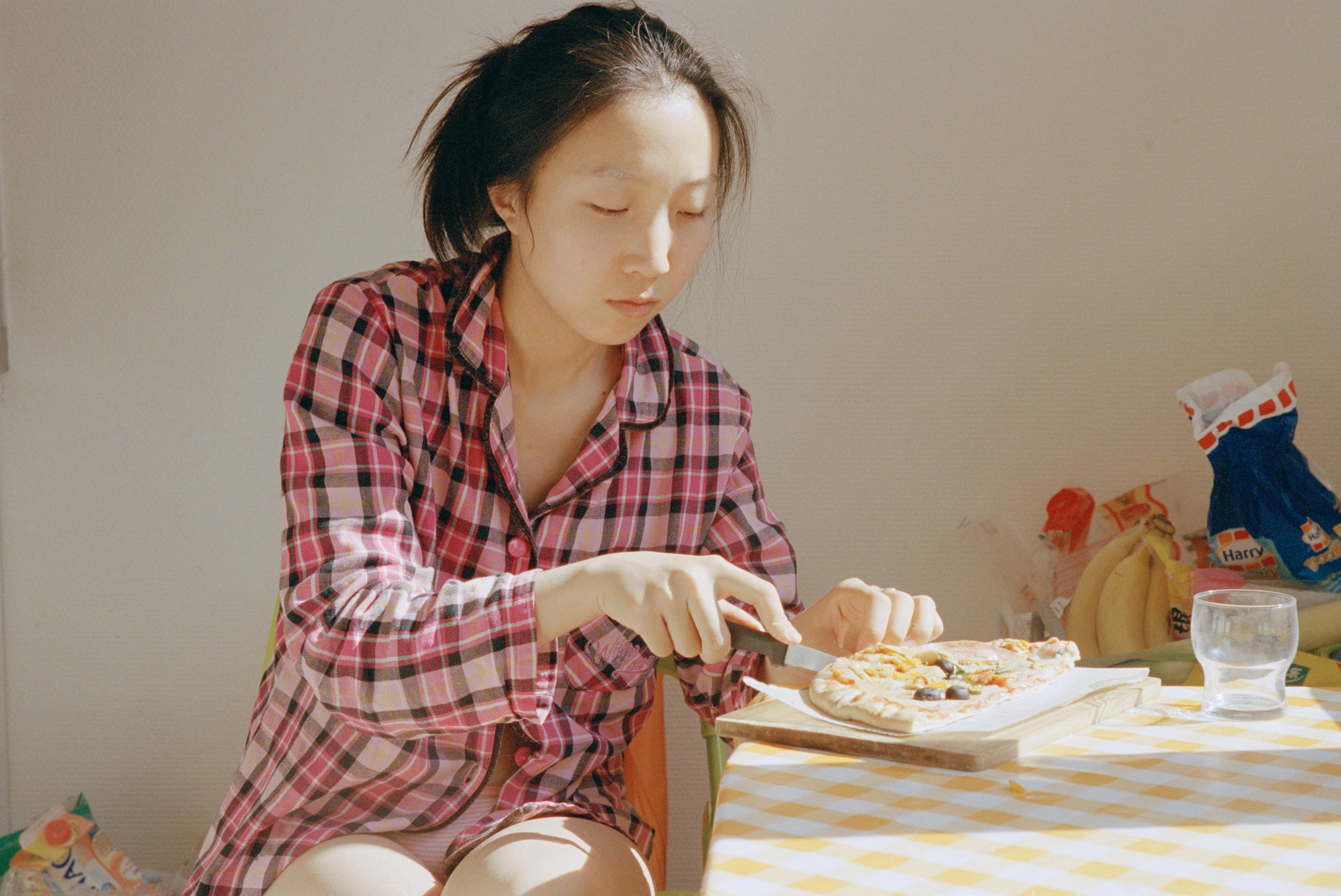 "Alex Huanfa Cheng, ""The days with Zhiyu"" (2019)"