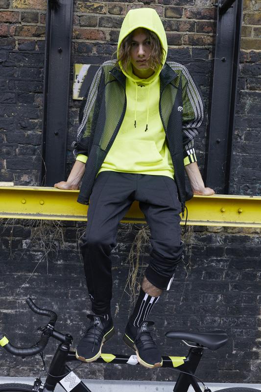Adidas x Alexander Wang Season 2 Drop 3. Par Juergen Teller