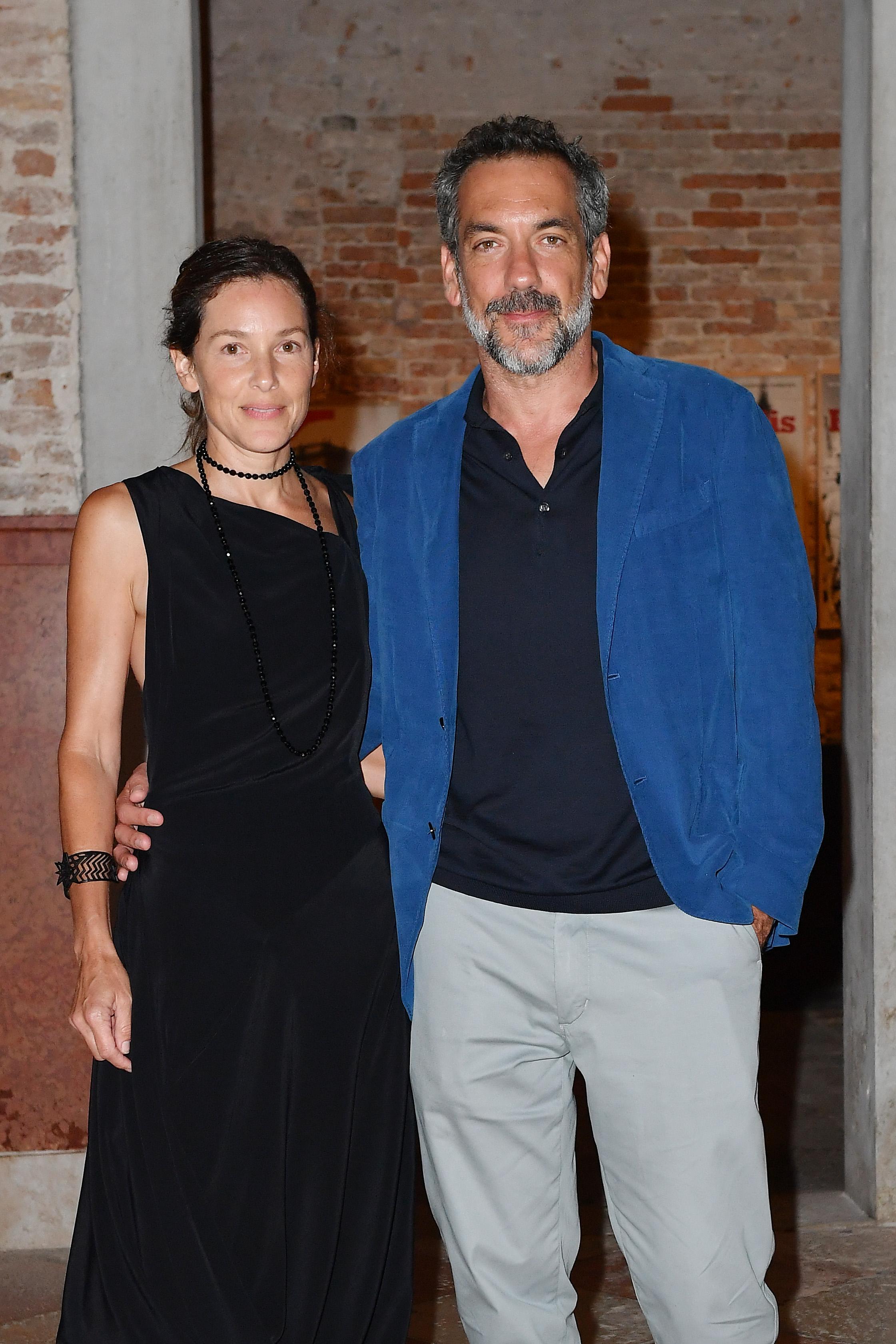 Alexandra Kravetz et Todd Phillips