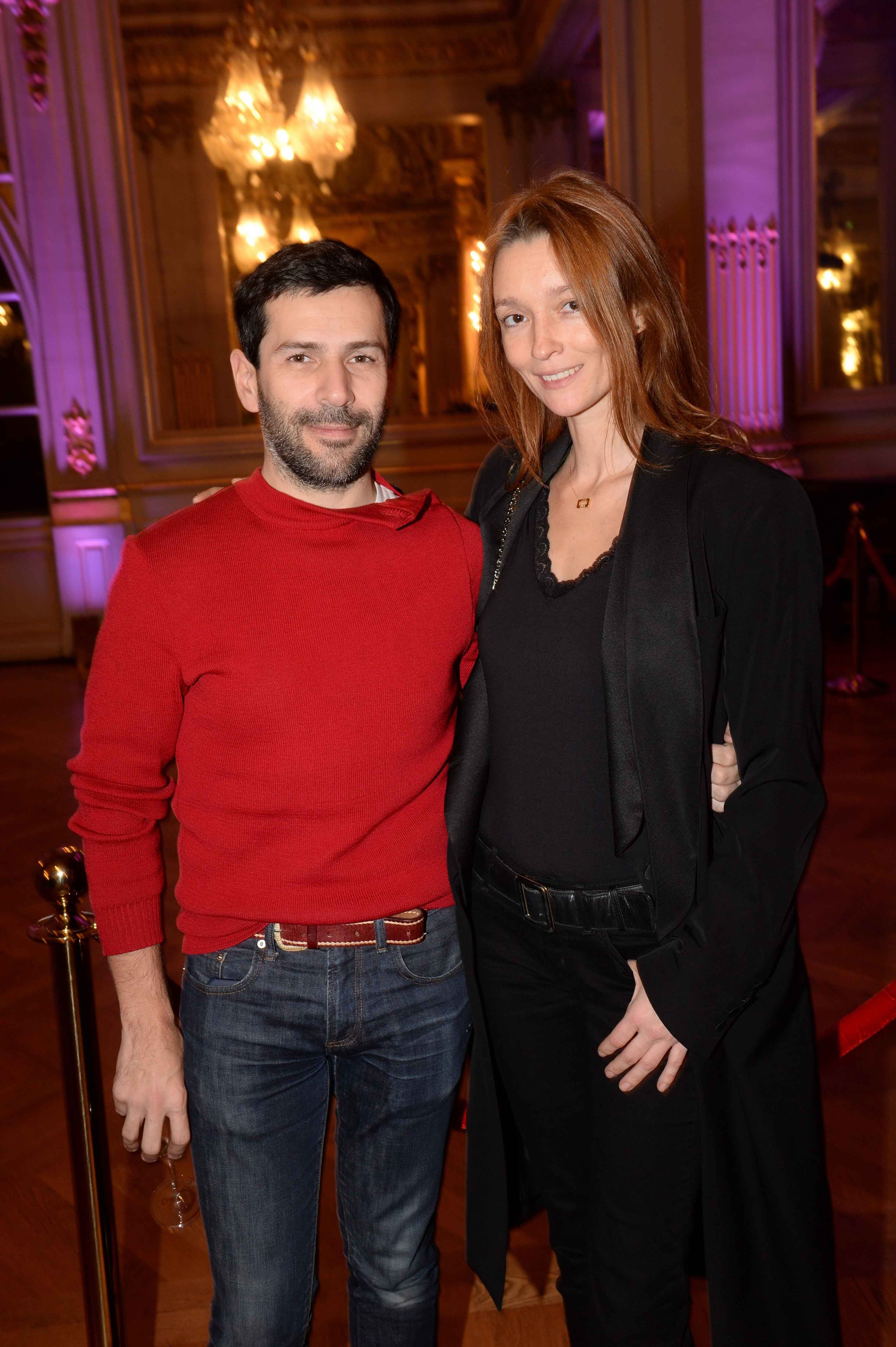 Alexis Mabille et Audrey Marnay