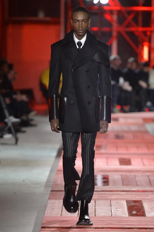 Alexander Mcqueen Men Fall Winter 2018 2019 Fashion Show