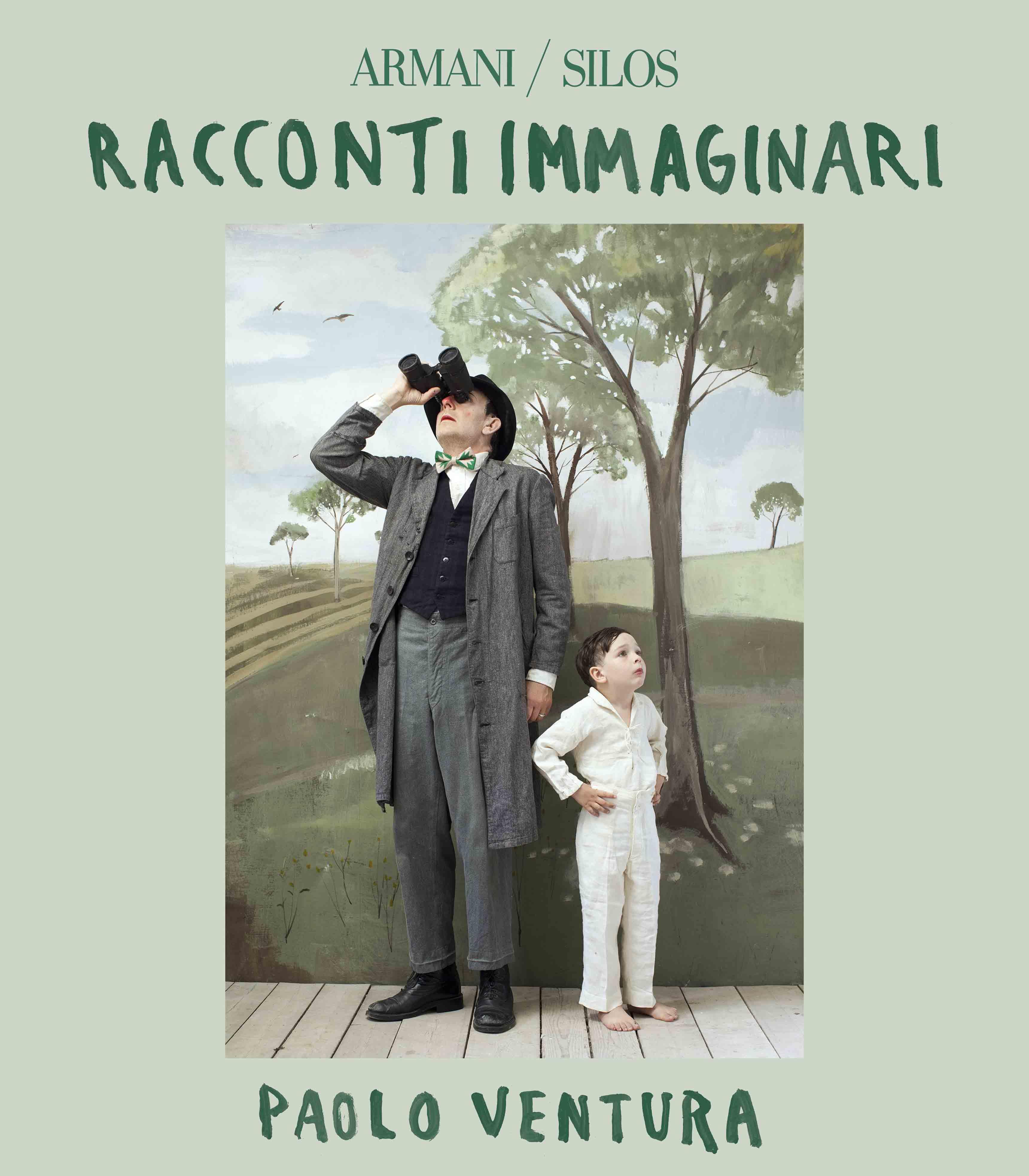 Armani Silos, Racconti Immaginari, Paolo Ventura - Courtesy of Giorgio Armani