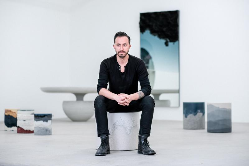 Fernando Mastrangelo à la Brooklyn Gallery © Audemars Piguet