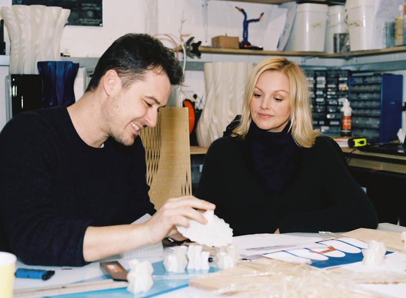 Arthur Mamou-Mani & Karin Gustafsson