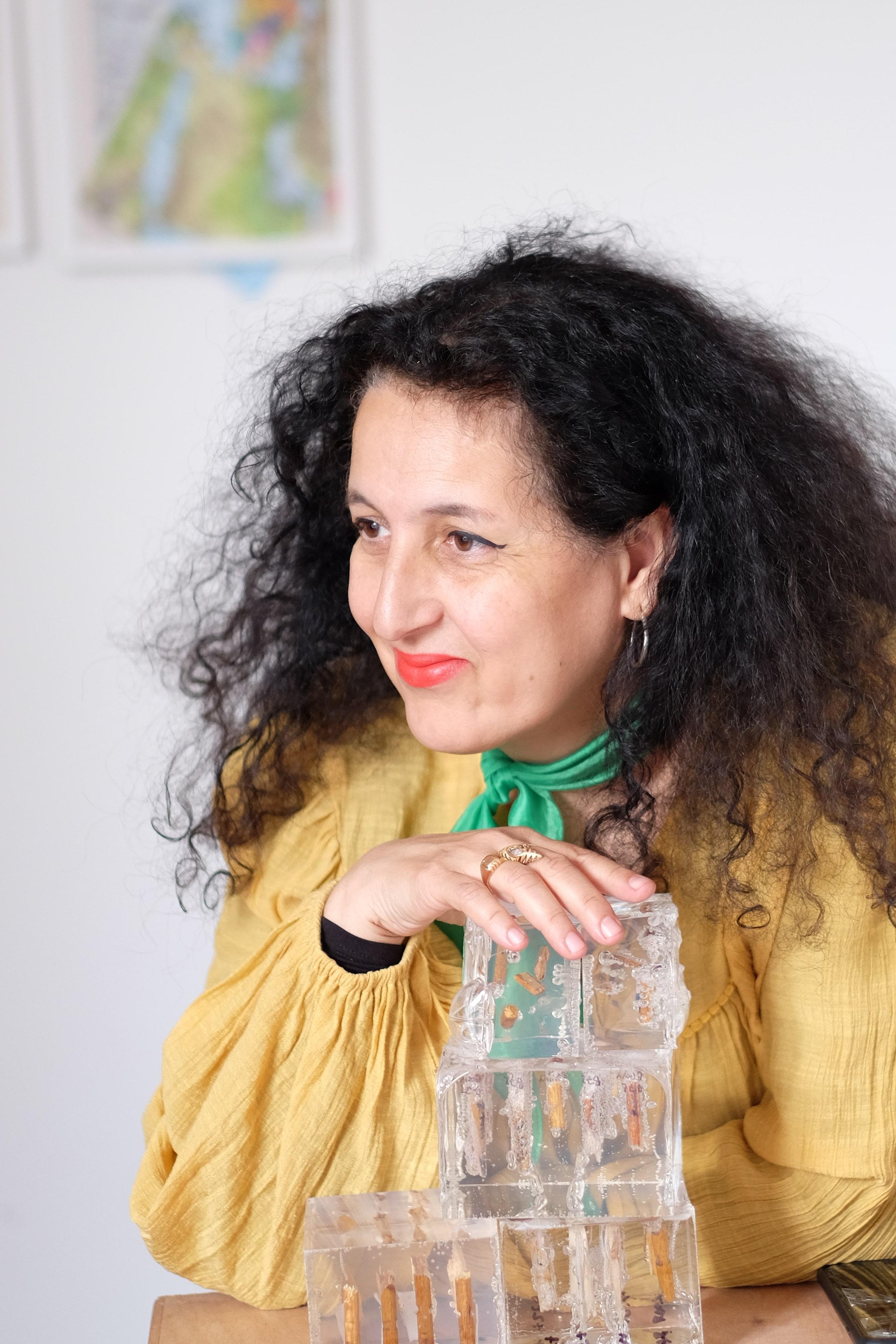 Zineb Sedira © Photo: Sueraya Shaheen