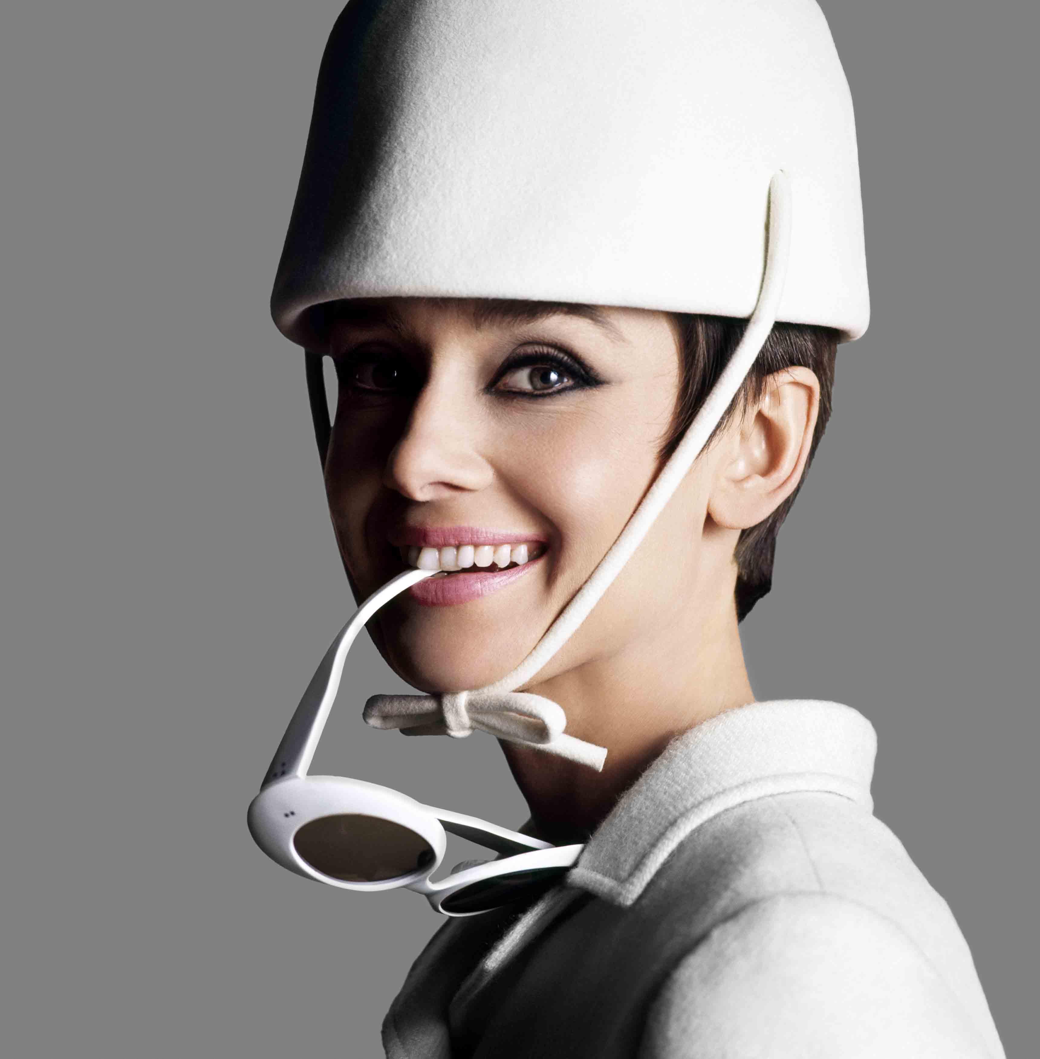 """Audrey Hepburn"" (1965), Douglas Kirkland"