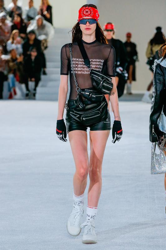 Collection 1 : Alexander Wang spring-summer 2019 fashion show