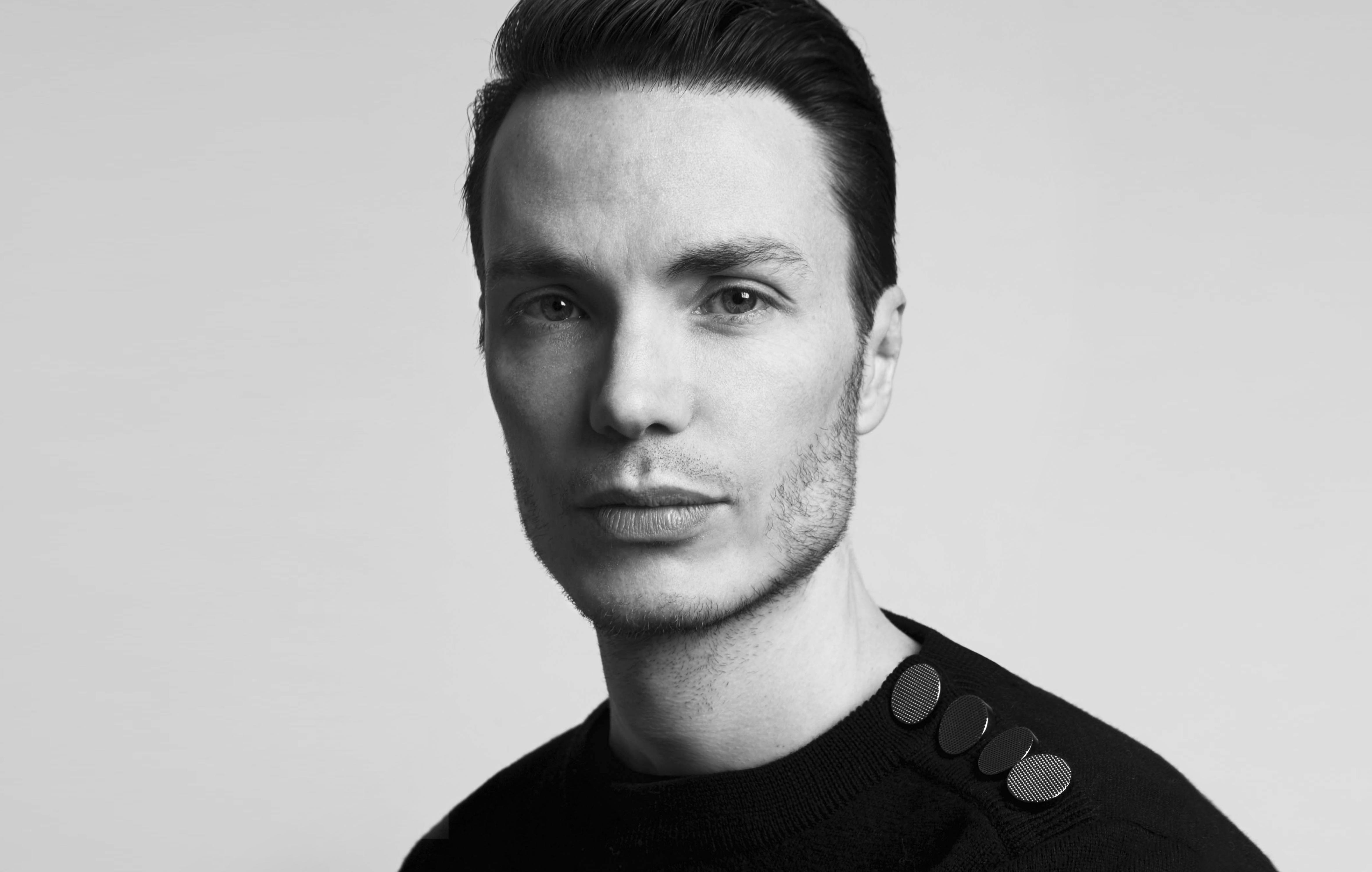 Maxime Simoëns. (Portrait par Tine Claerhout.)