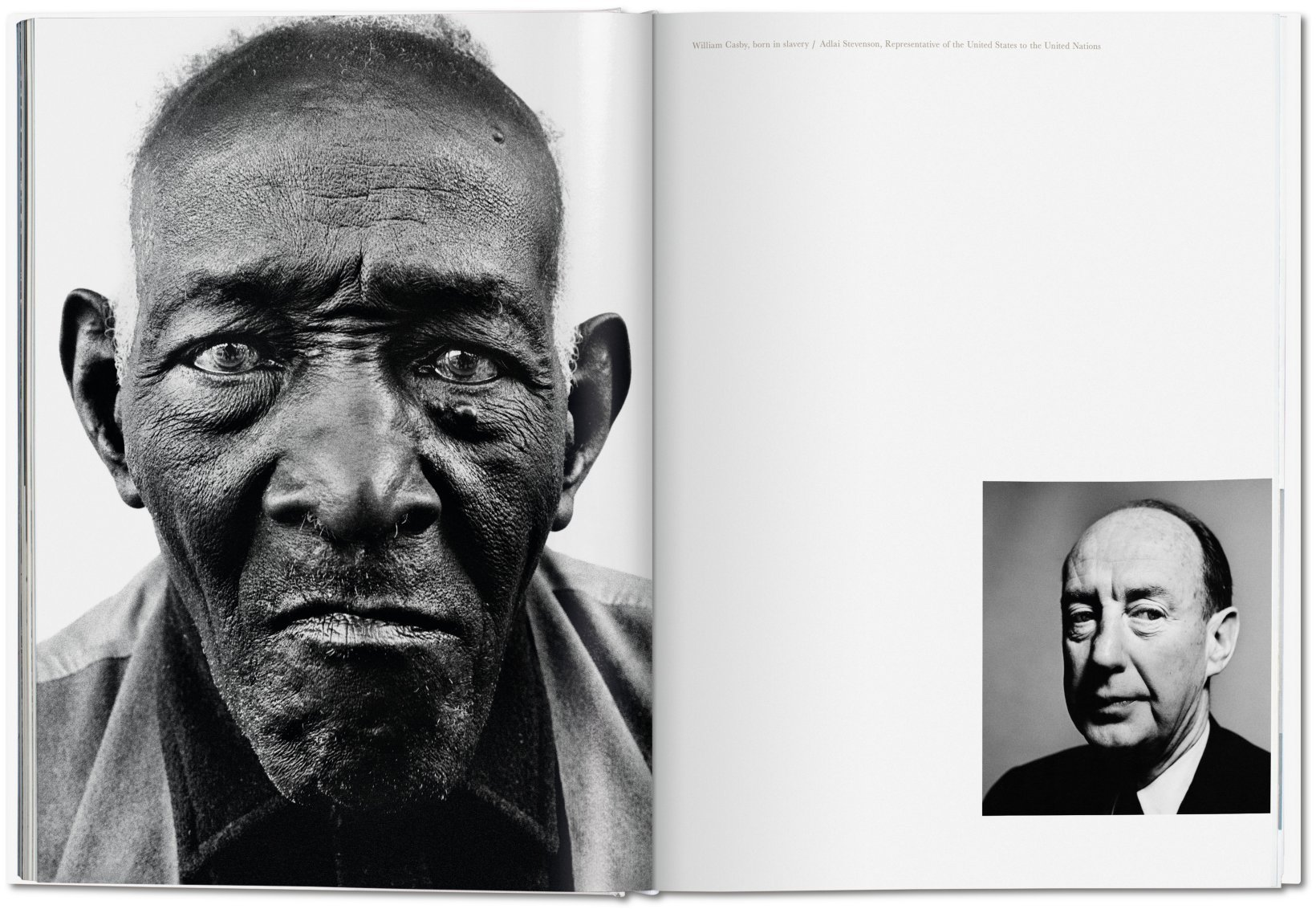"Richard Avedon, James Baldwin. ""Nothing Personal"" (Taschen)"