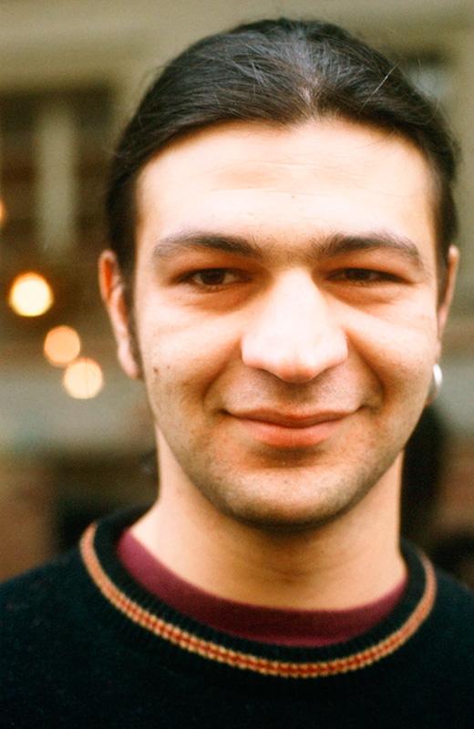 arnaud Rebotini 1997