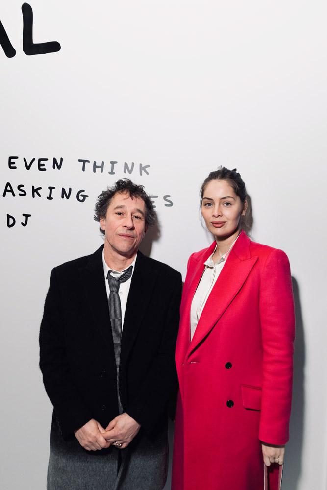 Bertrand Bonello et Marie-Ange Casta