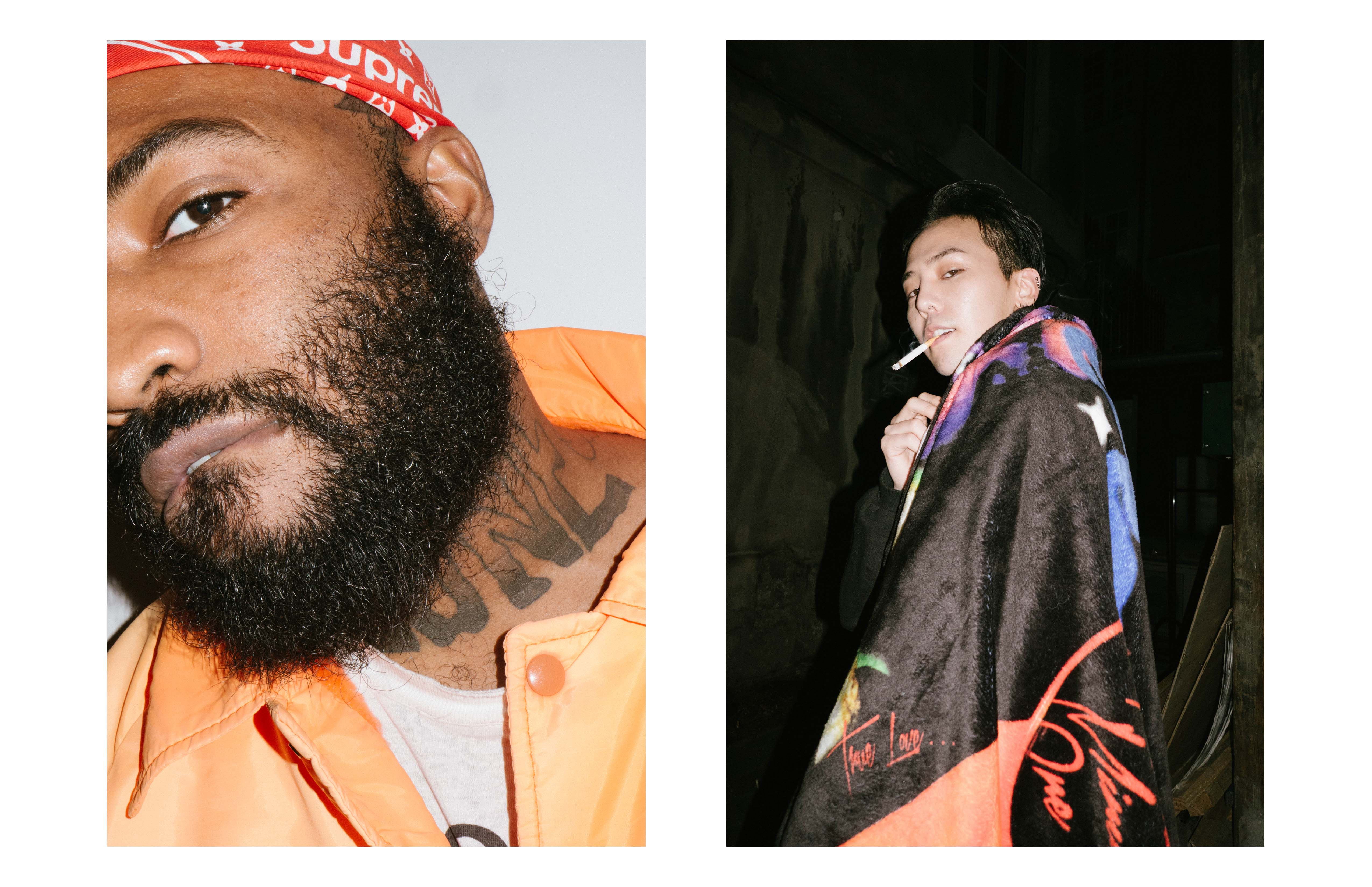 ASAP Bari, G-Dragon