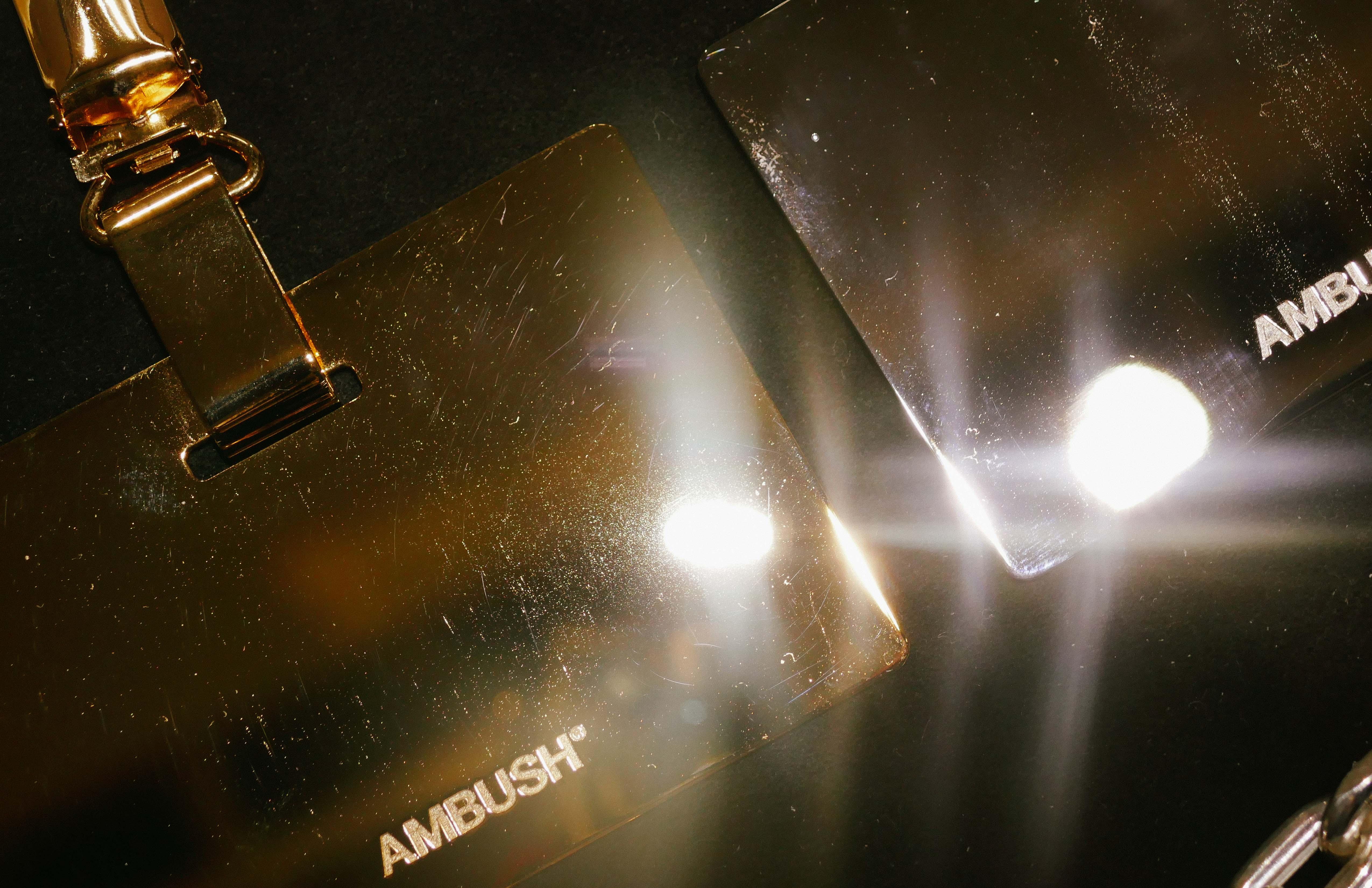Le showroom Ambush