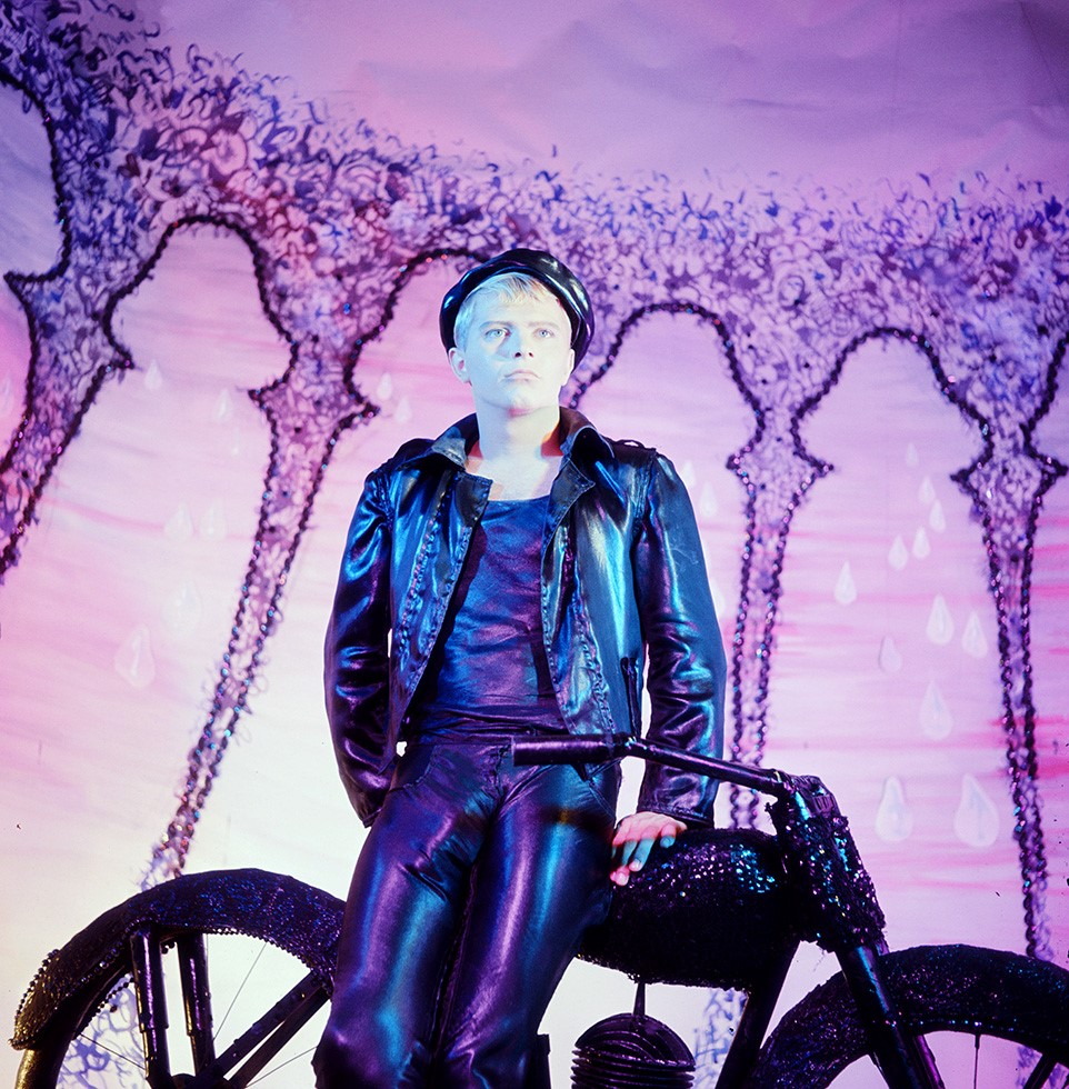 James Bidgood, Biker, mid 1960s, digital C-Print. Courtesy of ClampArt, New York