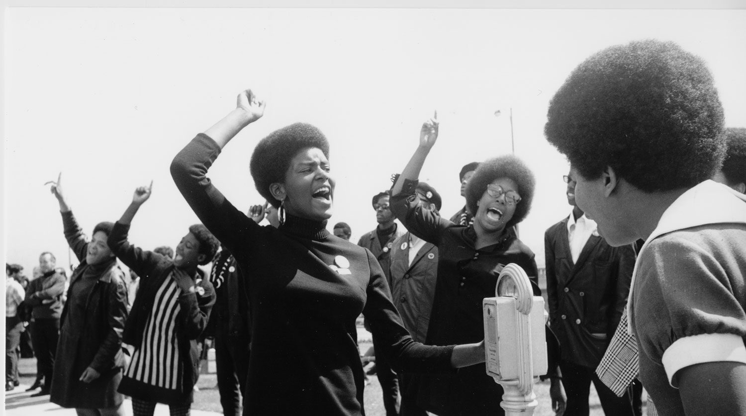 Black Panthers de Agnès Varda © Ciné-Tamaris