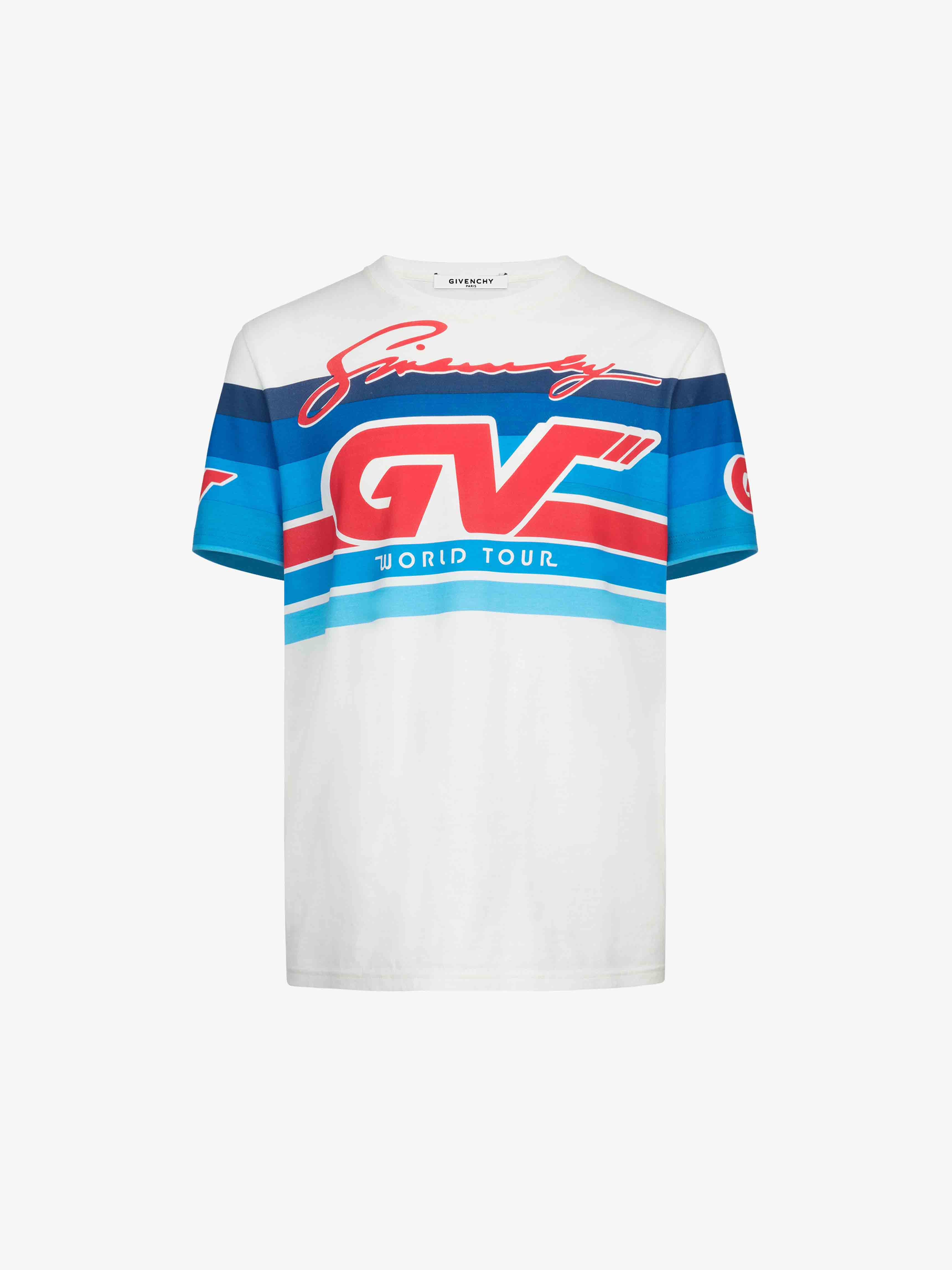 Le t shirt motocross Givenchy