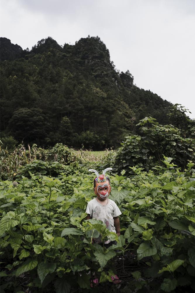 Bourse du Talent # 78 Portrait / Tian Jin, Les herbes folles