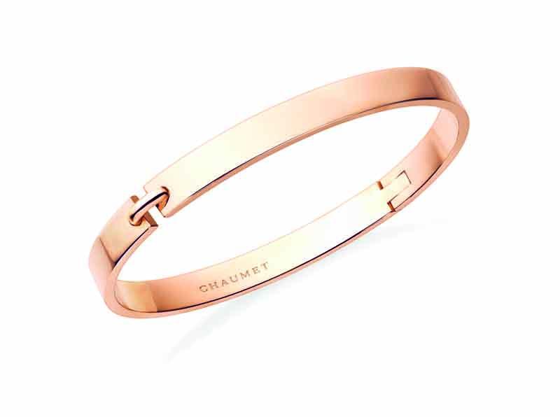 Bracelet Liens en or rose, Chaumet