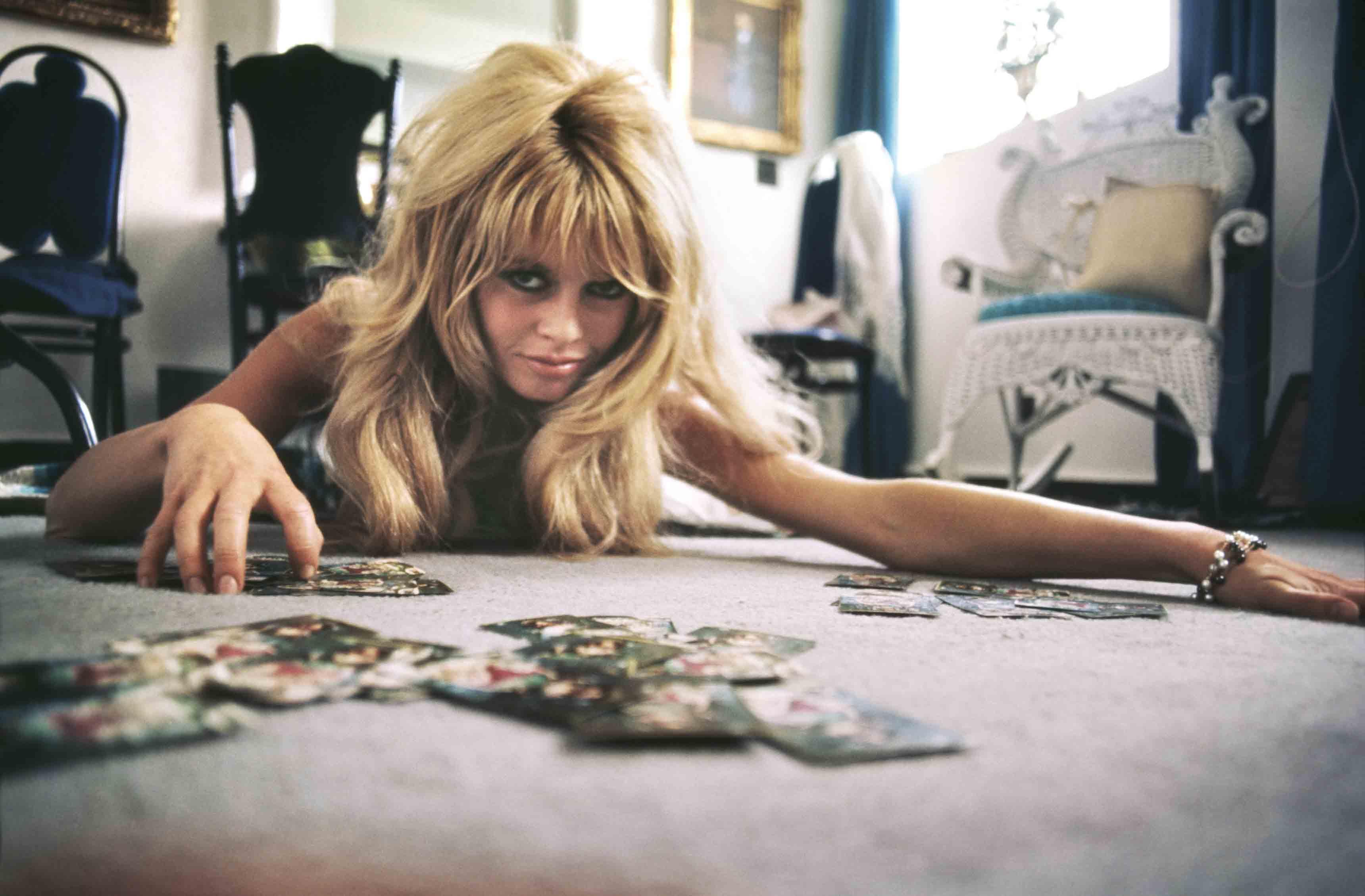 """""""Brigitte Bardot"""" (1965), Douglas Kirkland"""