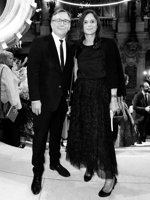 Bruno Pavlovsky et Nathalie Franson