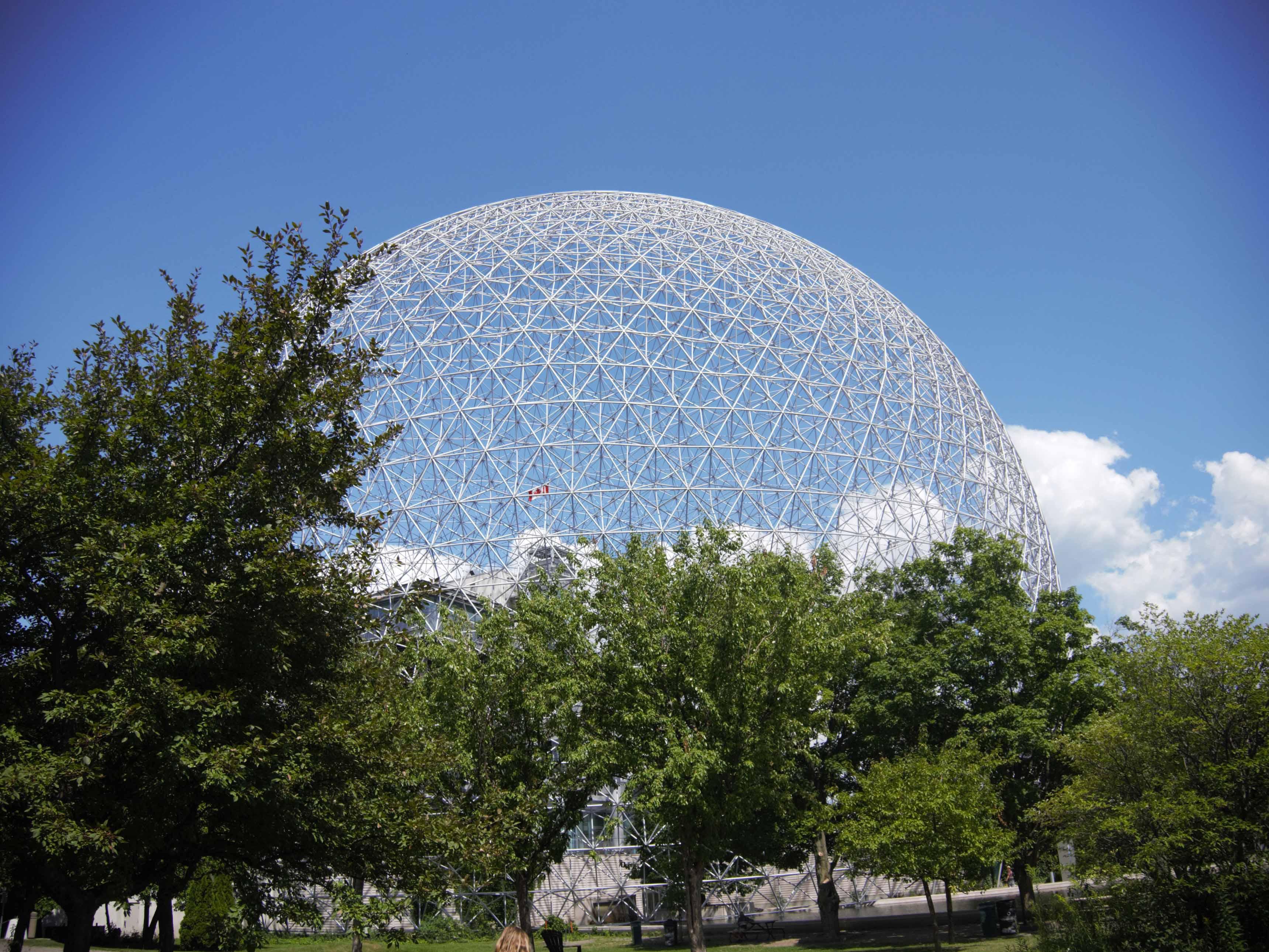 Buckminster Fuller - Radome