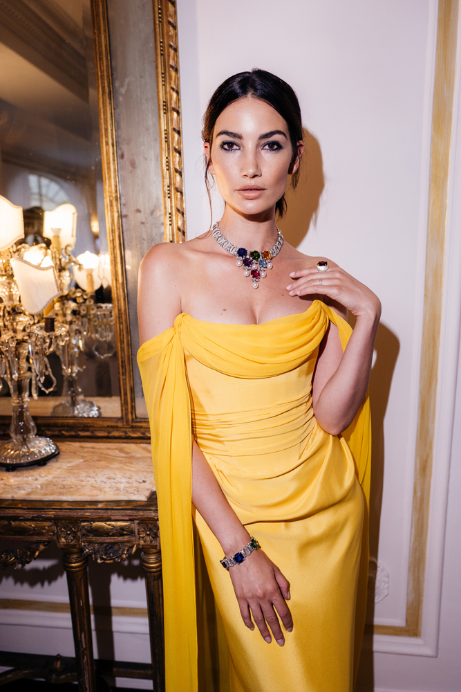 Lily Aldridge © German Larkin