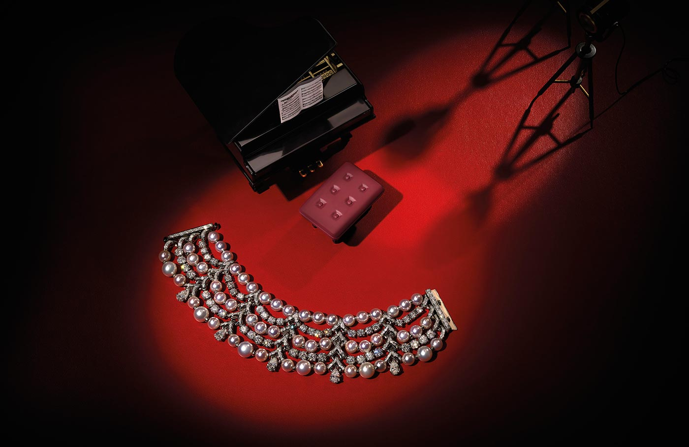 "La collection haute joaillerie ""Cinemagia"" par Bulgari"