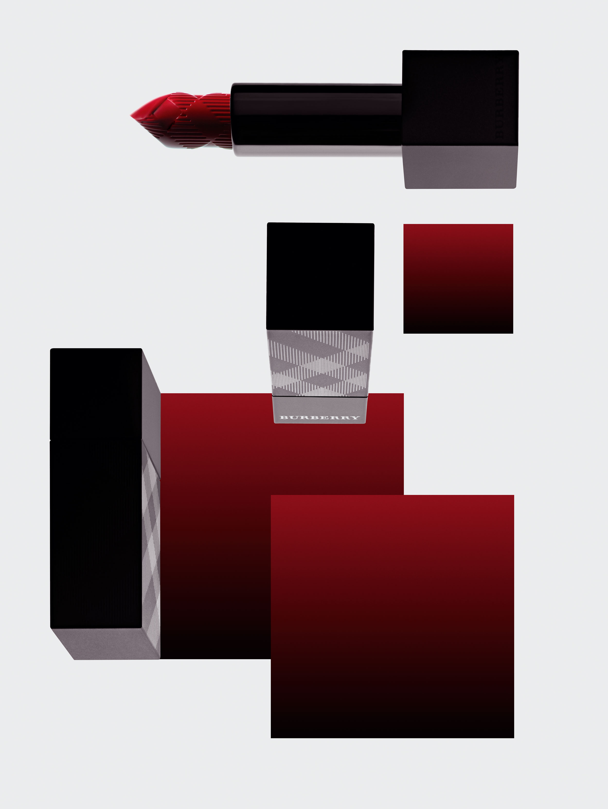 """Lip Velvet"", n° 429 military red, BURBERRY."