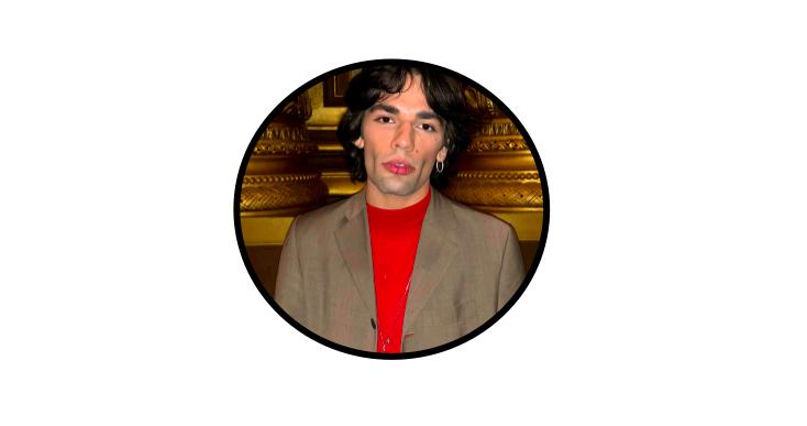 """Luc Bruyère – Mannequin et acteur : """"L'alphabet de la liberté."""""""