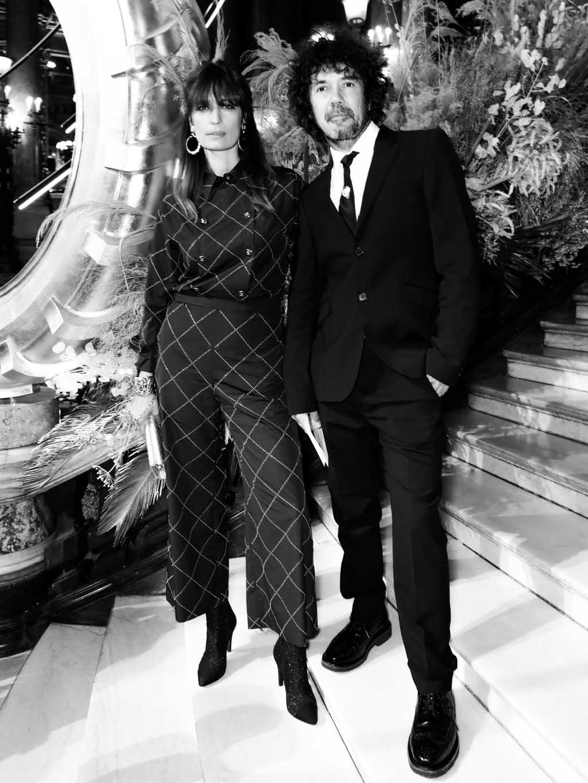 Caroline de Maigret et Yarol Poupaud
