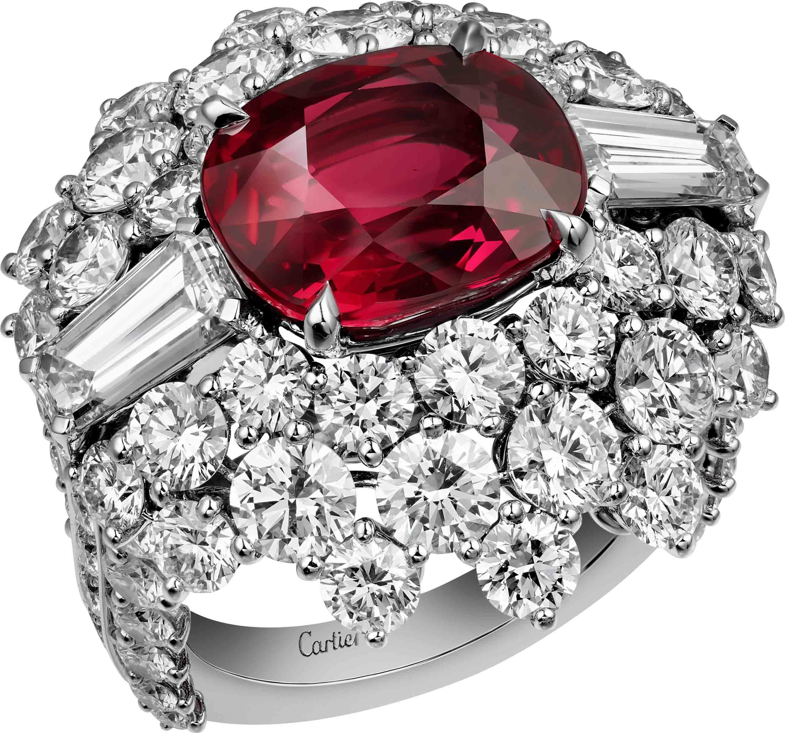 """Cartier – """"Coloratura"""""""