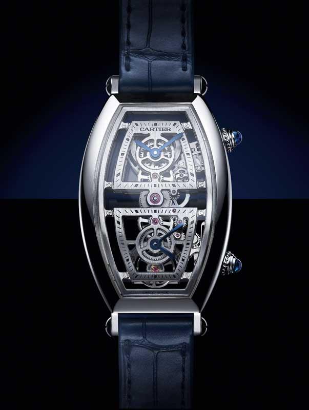 Montre Calibre 9919 MC, Cartier